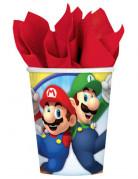 8 Bicchieri di cartone Super Mario™