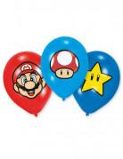 6 palloncini in lattice Super Mario™