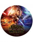 Disco di zucchero Star Wars VII™
