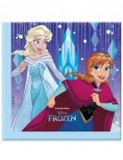 20 tovaglioli di carta viola Frozen™