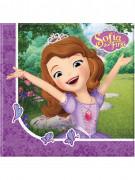 20 tovaglioli di carta Sofia la principessa e l'unicorno™