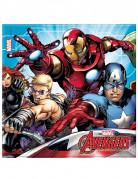 20 tovaglioli di carta Avengers Mighty™
