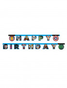 Ghirlanda Happy Birthday Avengers Mighty™