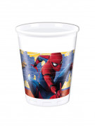 8 bicchieri Spiderman Homecoming™
