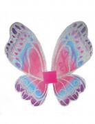 Ali da farfalla color pastello per bambina