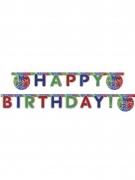 Ghirlanda Happy Birthday Super Pigiamini™