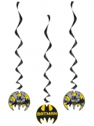 3 decorazioni a spirale Batman™