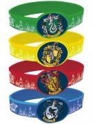 4 bracciali elasticizzati Harry Potter™