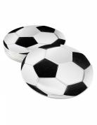6 sottobicchieri a tema calcio