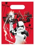 6 sacchetti Star Wars 8 Gli ultimi Jedi™