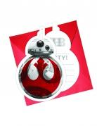 6 inviti di compleanno con buste Star Wars 8 Gli ultimi Jedi™