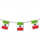 Ghirlanda in plastica bandiera Messico