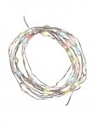 Ghirlanda a LED multicolor per palloncini 3 m