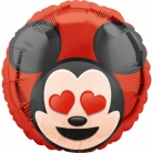 Palloncino di alluminio Topolino™ Emoji™
