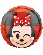 Palloncino di alluminio Minnie™ Emoji™