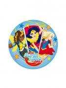Disco di ostia DC Super Hero Girls™ 20 cm