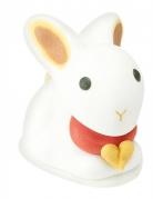 Statuina di zucchero coniglio modello aleatorio