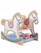 Alzata per Cupcake Cavallo a dondolo 9.8 x 13.5 x 14.2 cm