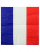 20 tovaglioli bandiera Francia