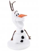 Statuina per dolci in plastica Frozen™ Olaf