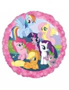 Palloncino rotondo in alluminio My little pony™
