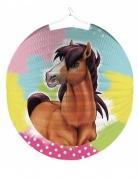 Lanterna di carta rotonda Charming Horses™