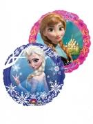 Mini palloncino alluminio blu Frozen™