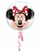 Palloncino alluminio doppio con testa di Minnie™