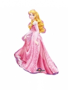 Mini palloncino alluminio principessa Aurora™