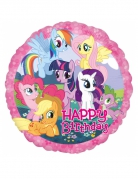 Palloncino alluminio Happy Birthday My little pony™