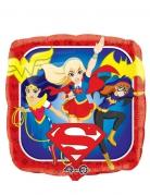 Palloncino alluminio quadrato DC Super Hero Girls™