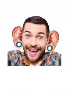 10 paia di grandi orecchie in cartone