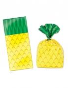 25 sacchetti in plastica ananas
