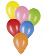 20 palloncini in lattice multicolor 23 cm