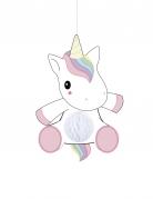 Sospensione alveolata baby unicorno