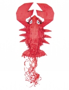 Pignatta aragosta rossa