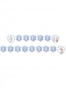 Ghirlanda lilla Happy Birthday Frozen™