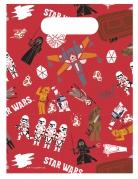 6 sacchetti regalo Star Wars Forces of destiny™