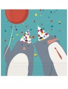 20 tovaglioli di carta Artico