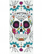 20 sacchetti in plastica teschio Day of the Dead