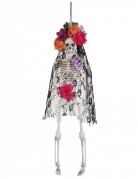 Decorazione scheletro messicano Dia de los muertos