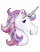 Palloncino testa di unicorno