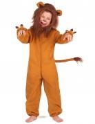 Travestimento leone per bambino