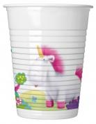 8 bicchieri unicorno con i Minions™