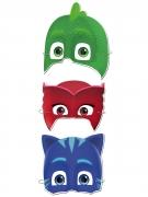 6 maschere di cartone Super Pigiamini ™
