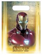 6 sacchetti Avengers Infinity War™