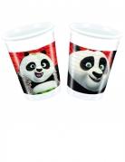 8 bicchieri di plastica Kung Fu Panda 3™