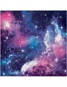 16 tovagliolini di carta galassia