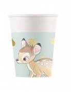 8 bicchieri in cartone premium Bambi™