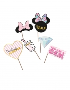 Kit photobooth 6 accessori premium Minnie™